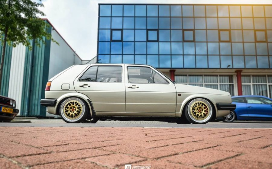 Derricks VW golf